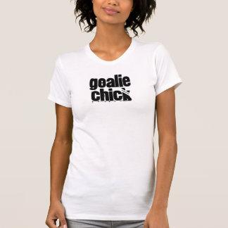 T-shirt de poussin de gardien de but