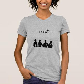 T-shirt de pression de la cabine