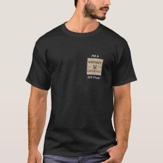 T-shirt de preuve du catholique 200 de whiskey