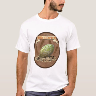 T-shirt de prime de brasserie de Bugeater