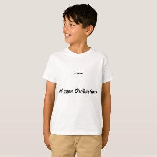 T-shirt de productions de Higgon des enfants