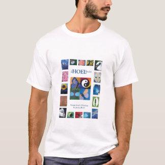T-shirt de promo de theHOELstudio