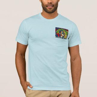 T-shirt de punks de pédale d'Asheville