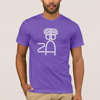 T-shirt de puzzle de babouin