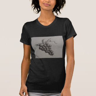 T-shirt de raisins