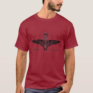 T-shirt de régiment de parachute