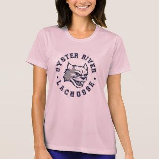 T-shirt de représentation de lacrosse de l'ORYA
