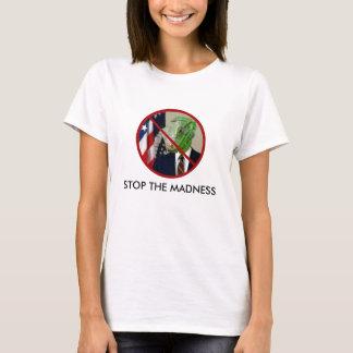 T-Shirt de reptile du Président Women's