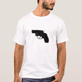 T-shirt de revolver