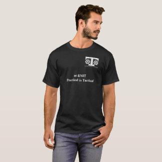 T-shirt de RNIT - pratique est tactique