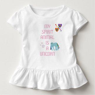 T-shirt de ruche de licorne