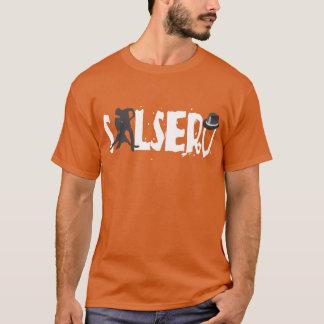 T-shirt de SALSERO avec les couples et le
