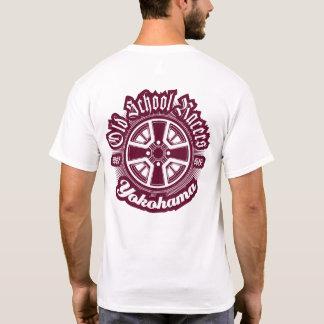 T-shirt de scène de voiture des coureurs JDM de