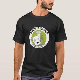 T-shirt de sécurité de pitbull pour les hommes et