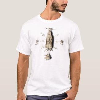 T-shirt de Segno de Fiore dei Liberi