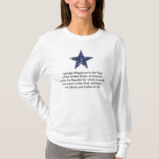 T-shirt de serment de fidélité