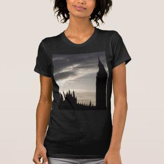T-shirt de silhouette de Big Ben