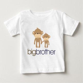T-shirt de singe de frère