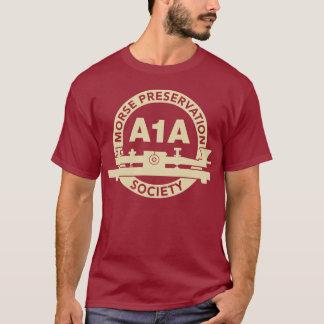 T-shirt de société de conservation de Morse
