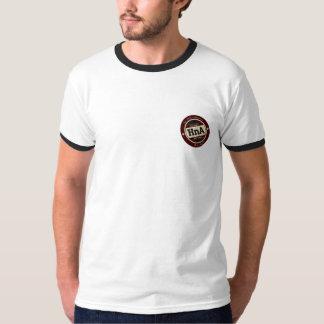T-shirt de sonnerie de l'aventure des hommes de