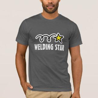 T-shirt de soudeuse avec la citation drôle de