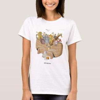 T-shirt de soudure d'arche