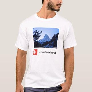 T-shirt de souvenir de Zermatt