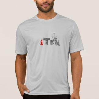 T-shirt de Sport-Tek de marque d'iTri