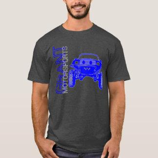 T-shirt de sports mécaniques de Grant
