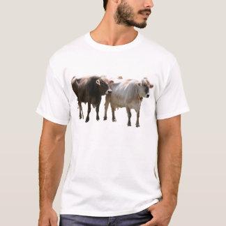 T-shirt de Suisse de Brown