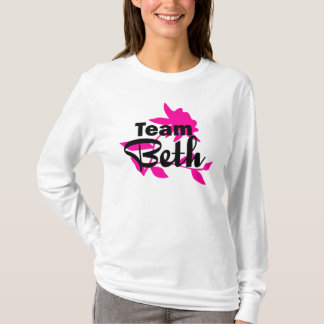 T-shirt de sweat - shirt à capuche de Beth