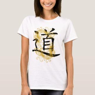 T-shirt de symbole de TAO