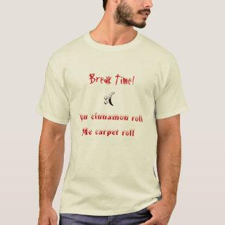 T-shirt de tapis