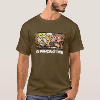 T-shirt de temps de crêpe (hommes)