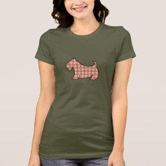 T-shirt de Terrier d'écossais