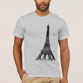 T-shirt de Tour Eiffel