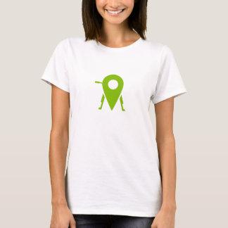 T-shirt de trépied du projet des femmes