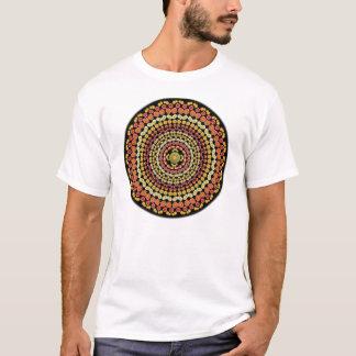 T-shirt de Tucson avec le mandala 1 de cactus de