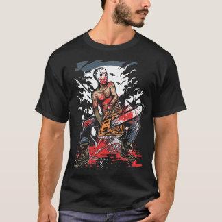 T-shirt de tueur de tronçonneuse