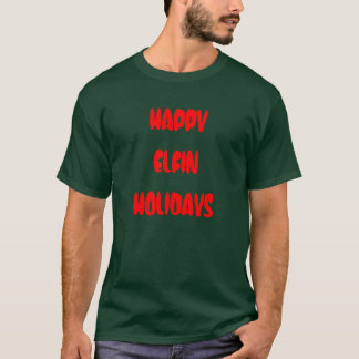 """T-shirt """"de vacances féeriques heureuses"""""""
