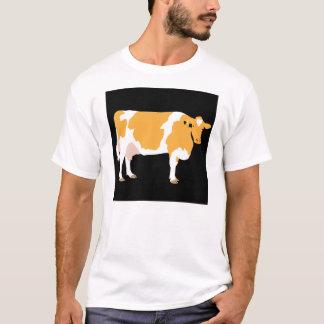 T-shirt de vache à MOO