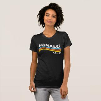 T-shirt de vague de Hanalei (femmes)