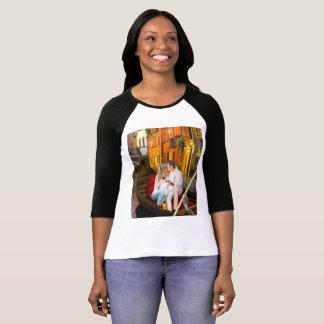 T-shirt De Venise avec amour