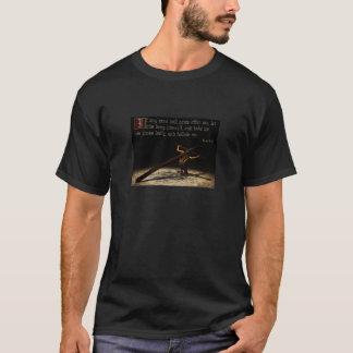 T-shirt de vers de bible
