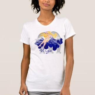 T-shirt de Vierge de zodiaque