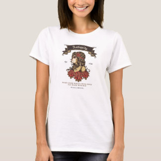 T-shirt de vin de Rye d'antiquité de brasserie de