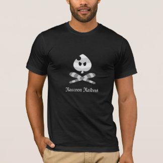 T-shirt de voleurs de raton laveur