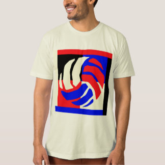 T-shirt de volleyball