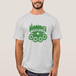 T-shirt de Westlawn de jour de Patricks de saint