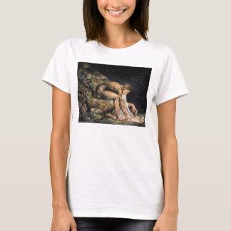 T-shirt de William Blake Isaac Newton